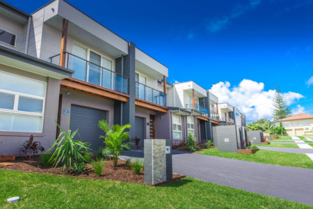 Escape at Nobbys Executive Townhouse 3, 74 Pacific Drive,